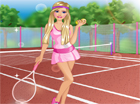 Barbie Tenis Kortunda