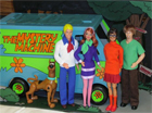 Barbie Ve Scooby Doo